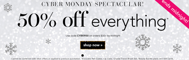 E.l.f Cosmetics 50 Off on Orders of 30+ w/ Online Promo