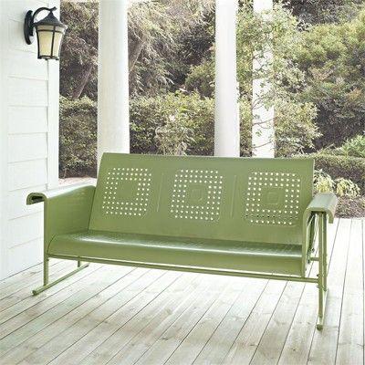 Veranda Sy Steel Patio Gliding Sofa