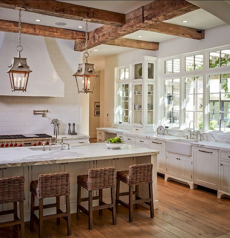 Photo of 56+ Wonderful French Country Kitchen Design and Decor Ideas