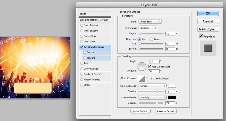 How To Make An Animated Banner Ad In Photoshop | Bathroom
