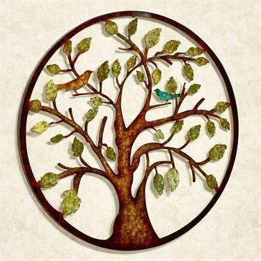 Determine Even More Info On Quot Metal Tree Wall Art Hobby