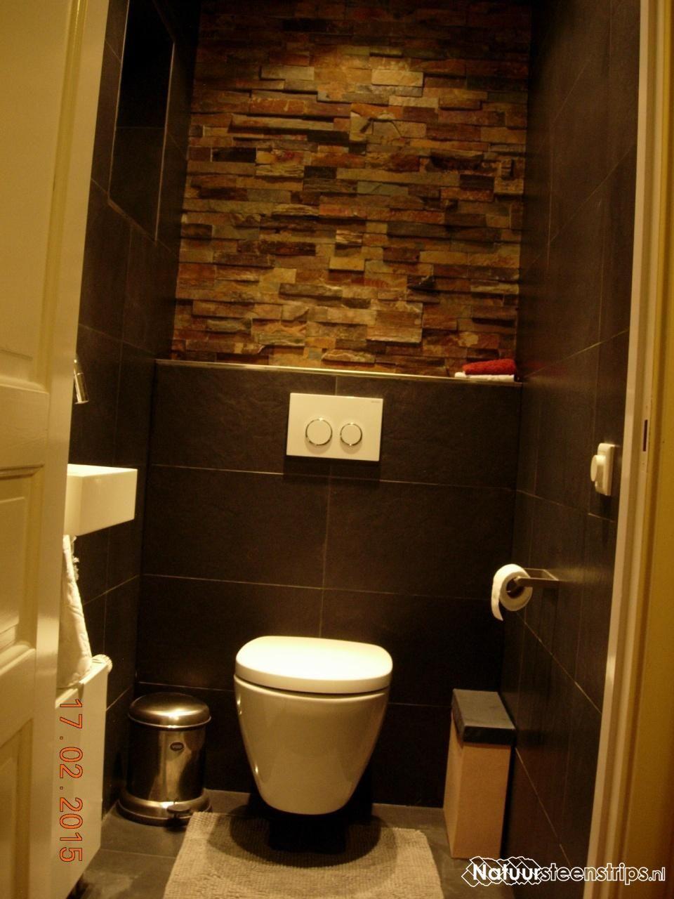 natuursteenstrips toilet - Google zoeken | badkamer | Pinterest | Toilet