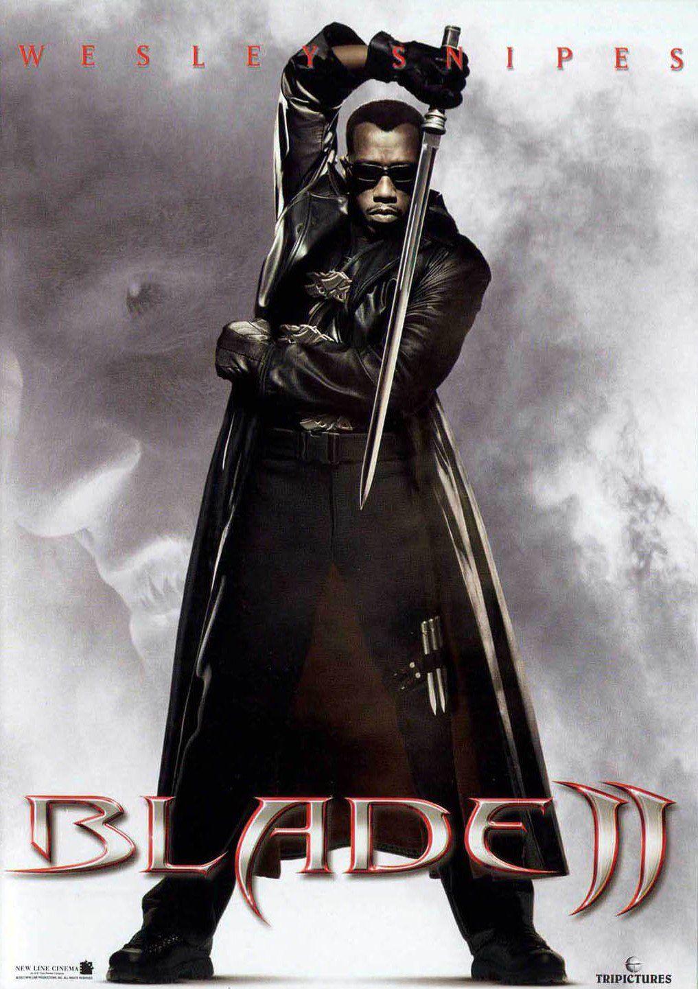 Blade 3 Stream German