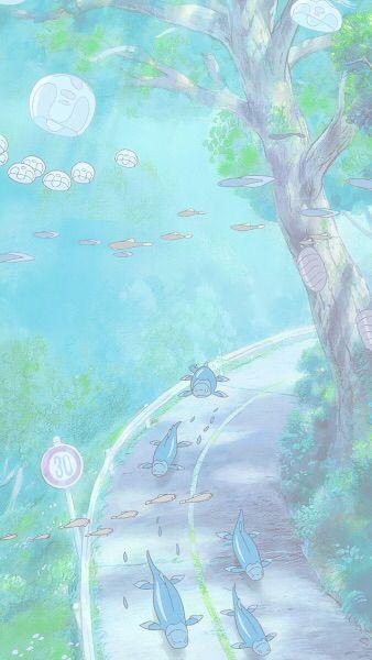 Studio Ghibli Ponyo Ocean Sleeve Studio Ghibli Art Anime Wallpaper Ghibli Art