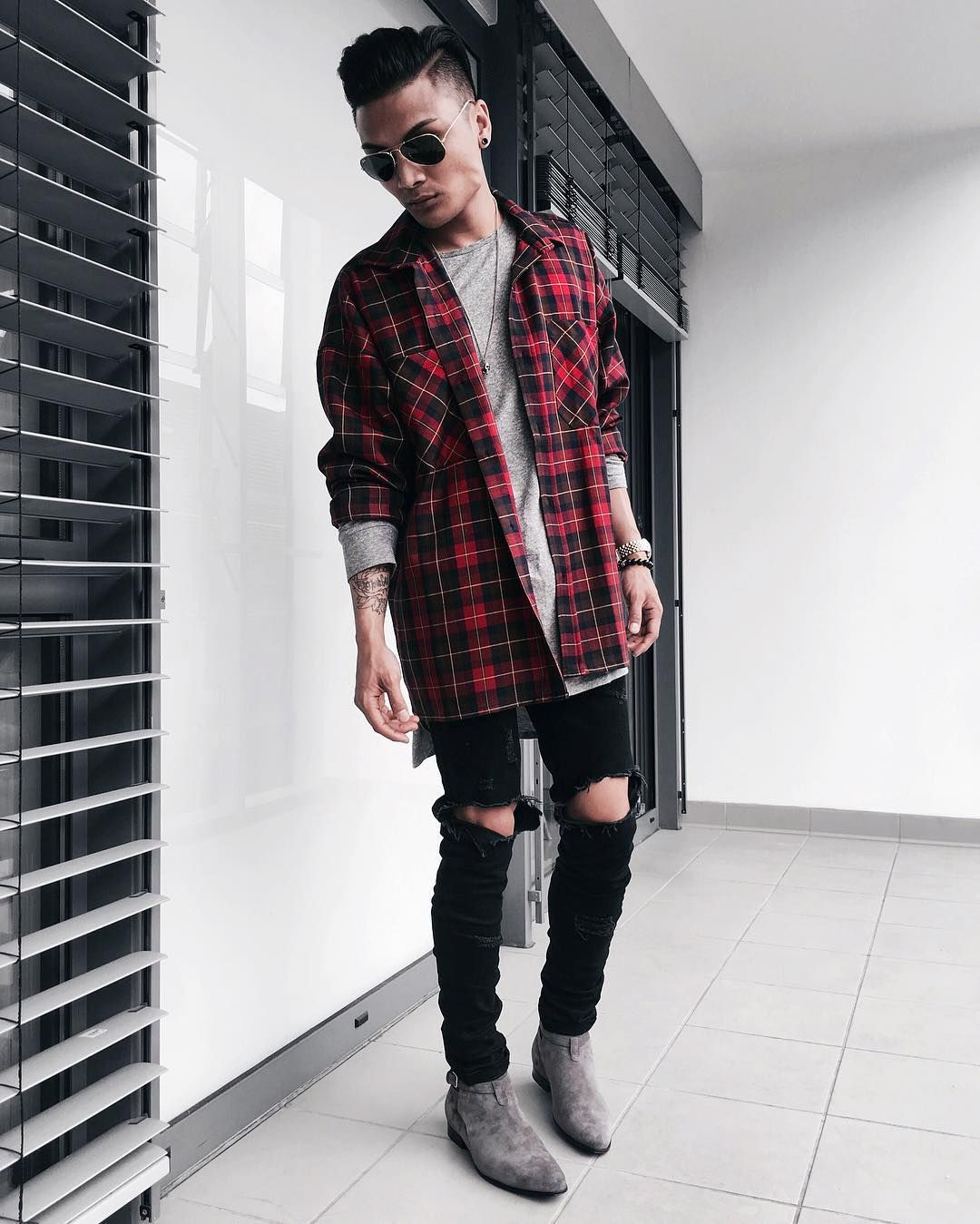 90s women fashion flannel  Pin by Denise Hong on Male Fashion  Pinterest  Male fashion
