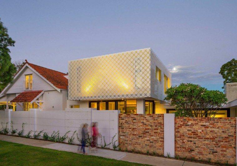 Décoration façade maison : idées modernes et jolies | Architecture ...