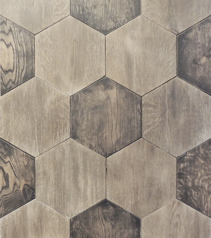 Hexagon French Oak Parquet