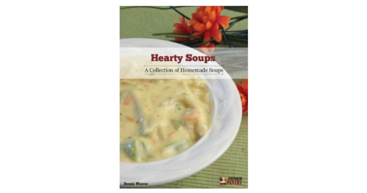 FREE!  Hearty Soups: A Collection of Homemade Soups Recipes - http://gimmiefreebies.com/free-hearty-soups-a-collection-of-homemade-soups-recipes/ #Amazon #Book #Delicious #Dinner #Ebook #Food #Free #Recipe #Recipes #Yum #Yummy #ad