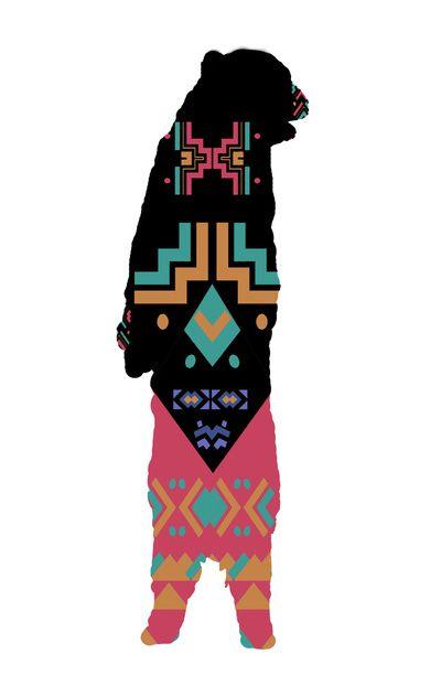 Aztec Bear  / Joeru