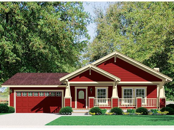Floor Plan Wilmington Craftsman House Plans Red House Exterior Craftsman Style Homes