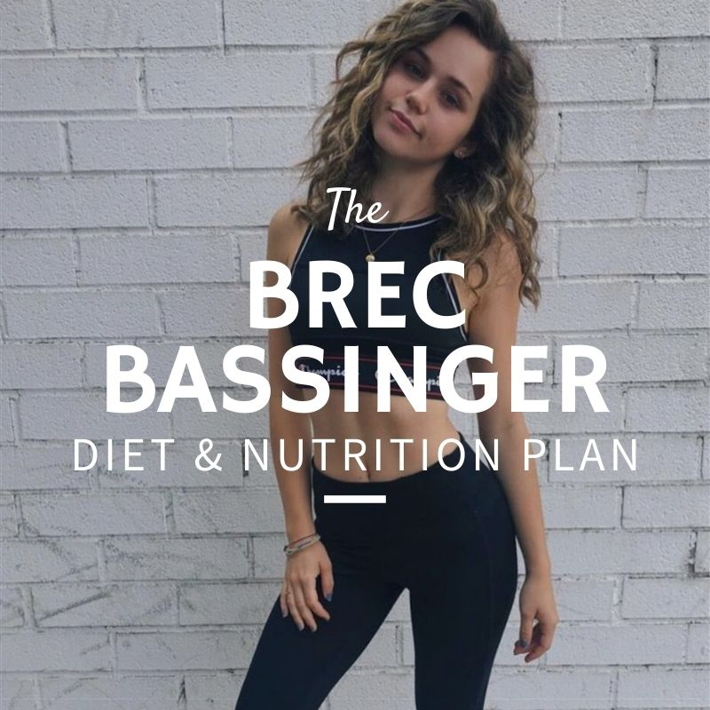 Brec Bassinger Workout Routine and Diet Plan: Train like Stargirl!