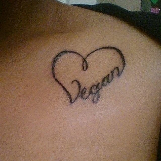 Vegano, Tatuajes And