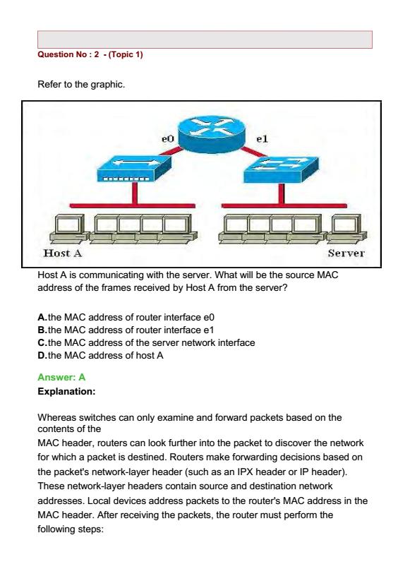 Pin by pass4itsure200125dumps on Cisco 200-125 Dumps | Study