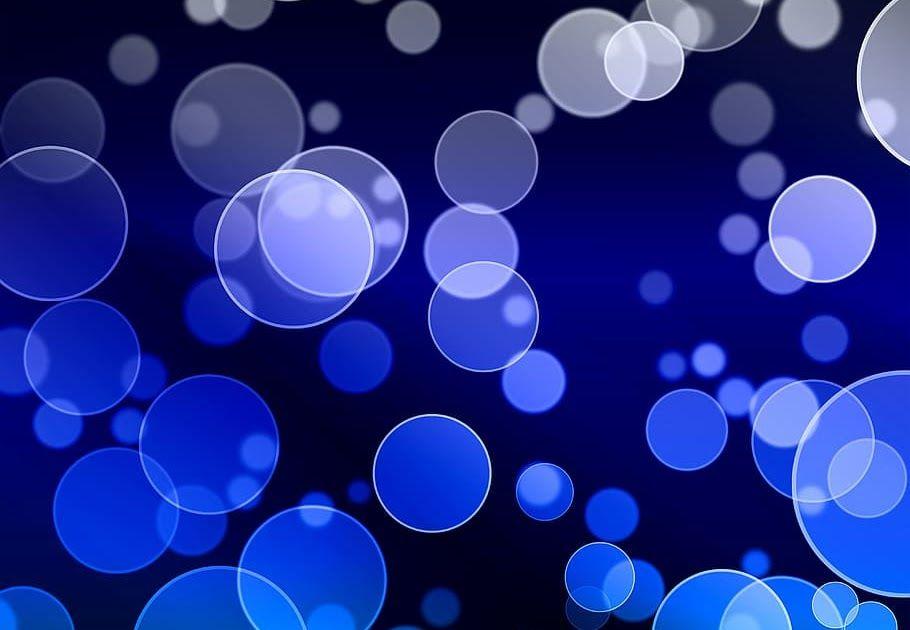 Gambar Wallpaper Keren Warna Biru