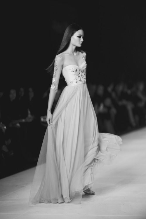 Runway dresses tumblr long