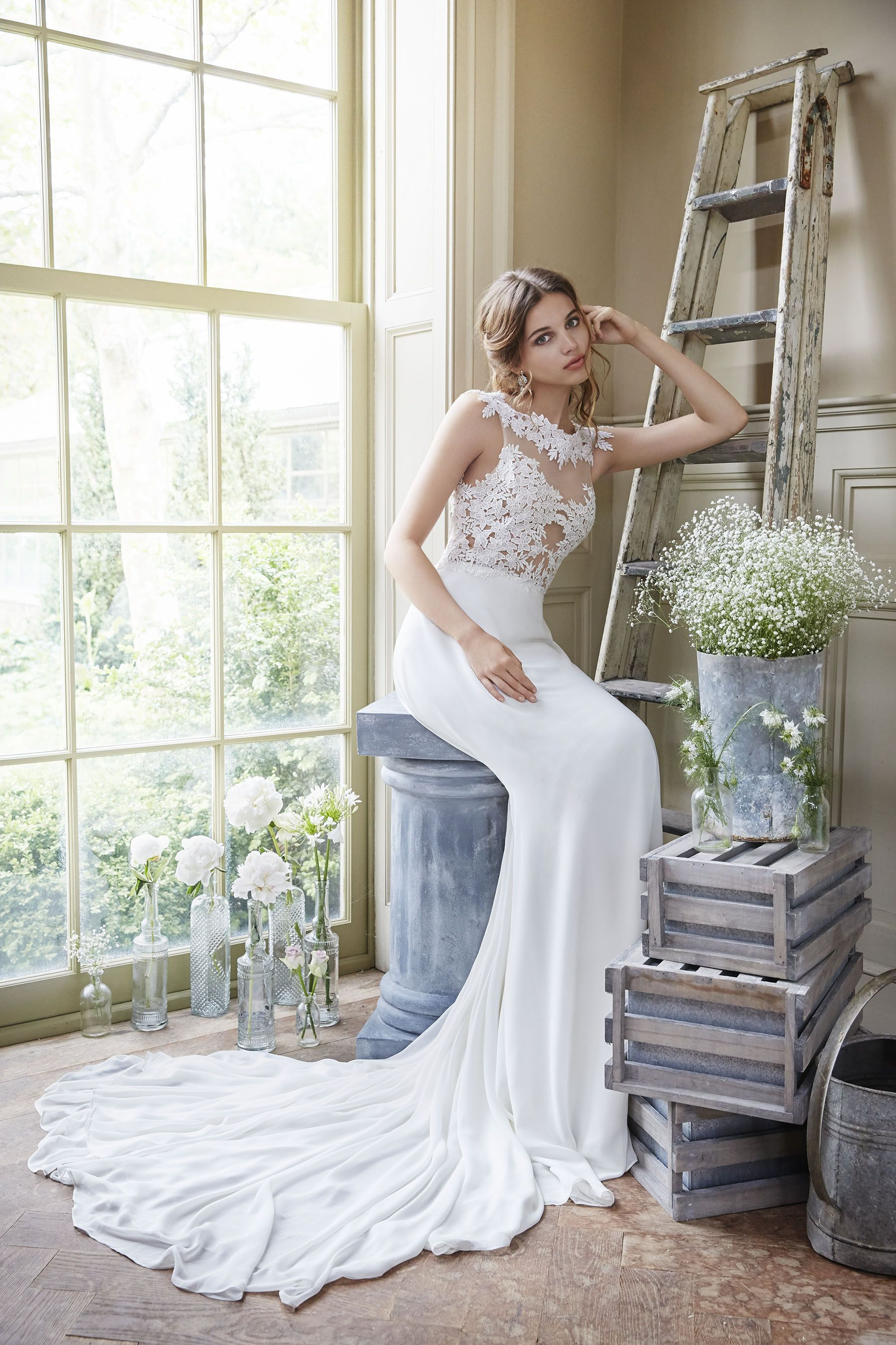 Bridal Gowns, Wedding dresses by Tara Keely Style 2652 - Ivory ...