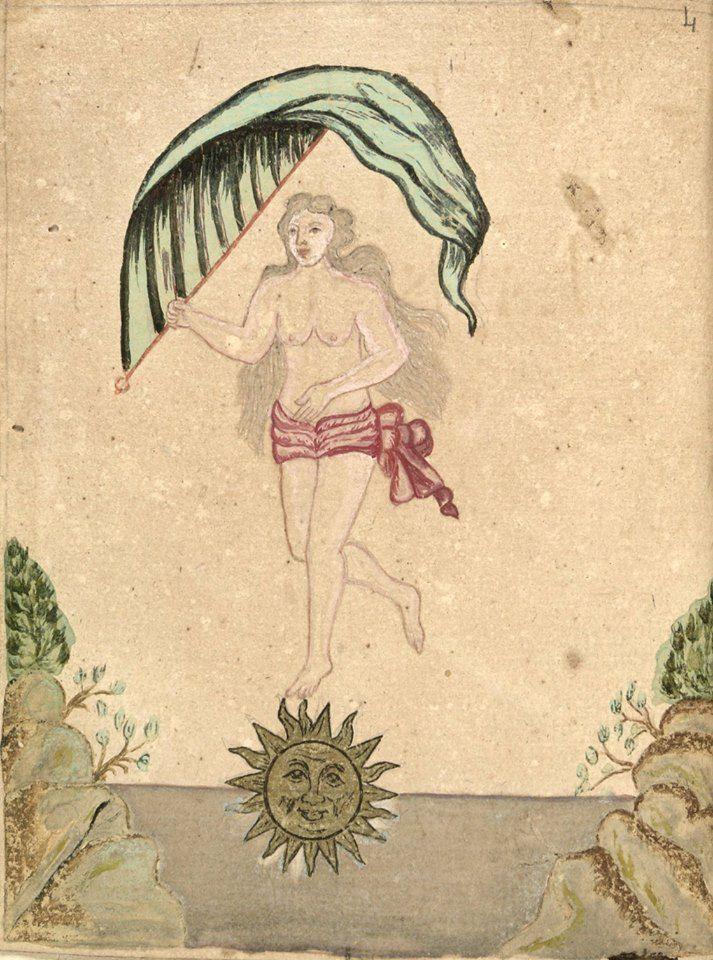Zoroaster Clavis Artis, c. 1738, Ms-2-27, Biblioteca Civica Hortis, Trieste. http://sigilmancy.tumblr.com/post/99661843632/wineandgnosis-zoroaster-clavis-artis-c-1738