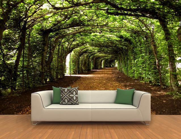 Custom 3d Mural Wall Paper Three Dimensional Large Mural Wallpaper Trees Bedroom Living Room Sofa 3d Phot Tree Wallpaper Living Room Wall Wallpaper Large Mural