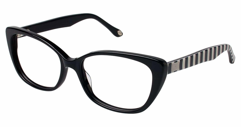 Lulu Guinness L874 Eyeglasses | Lulu guinness, Guinness and Eyeglass ...