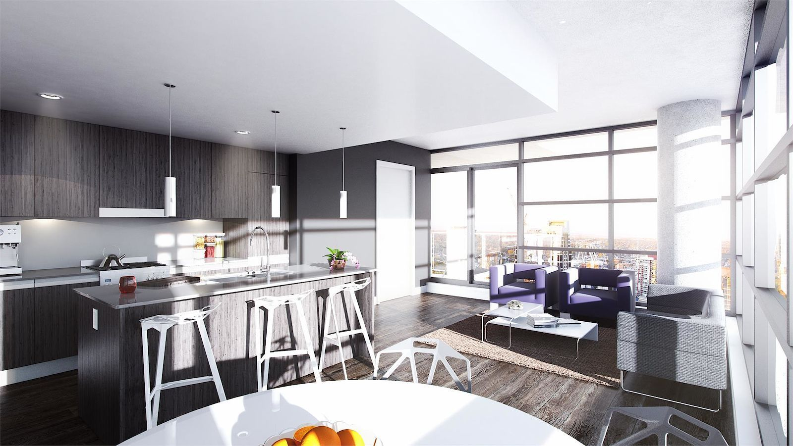 Calgary Condo For Rent Victoria Park Inner City The Guardian 1 Or Id 125178 Rentfaster Ca Condos For Rent Condo Home