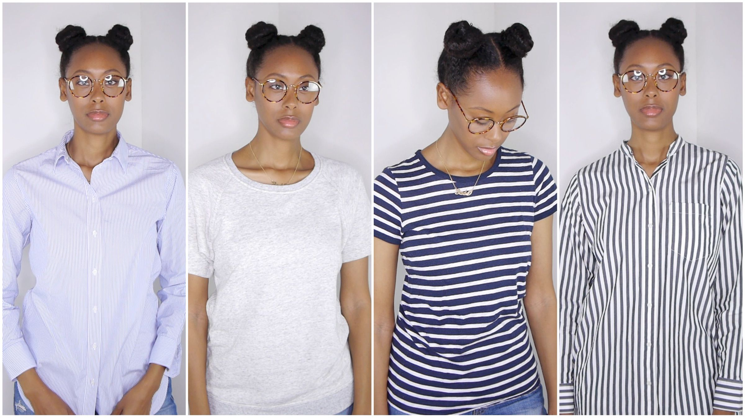 Everlane Try On Haul & Review - Tops, Bottoms, Dresses (Video)