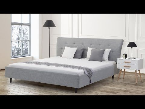 Best Super King Size 6 Ft Upholstered Bed 180X200 Cm 400 x 300