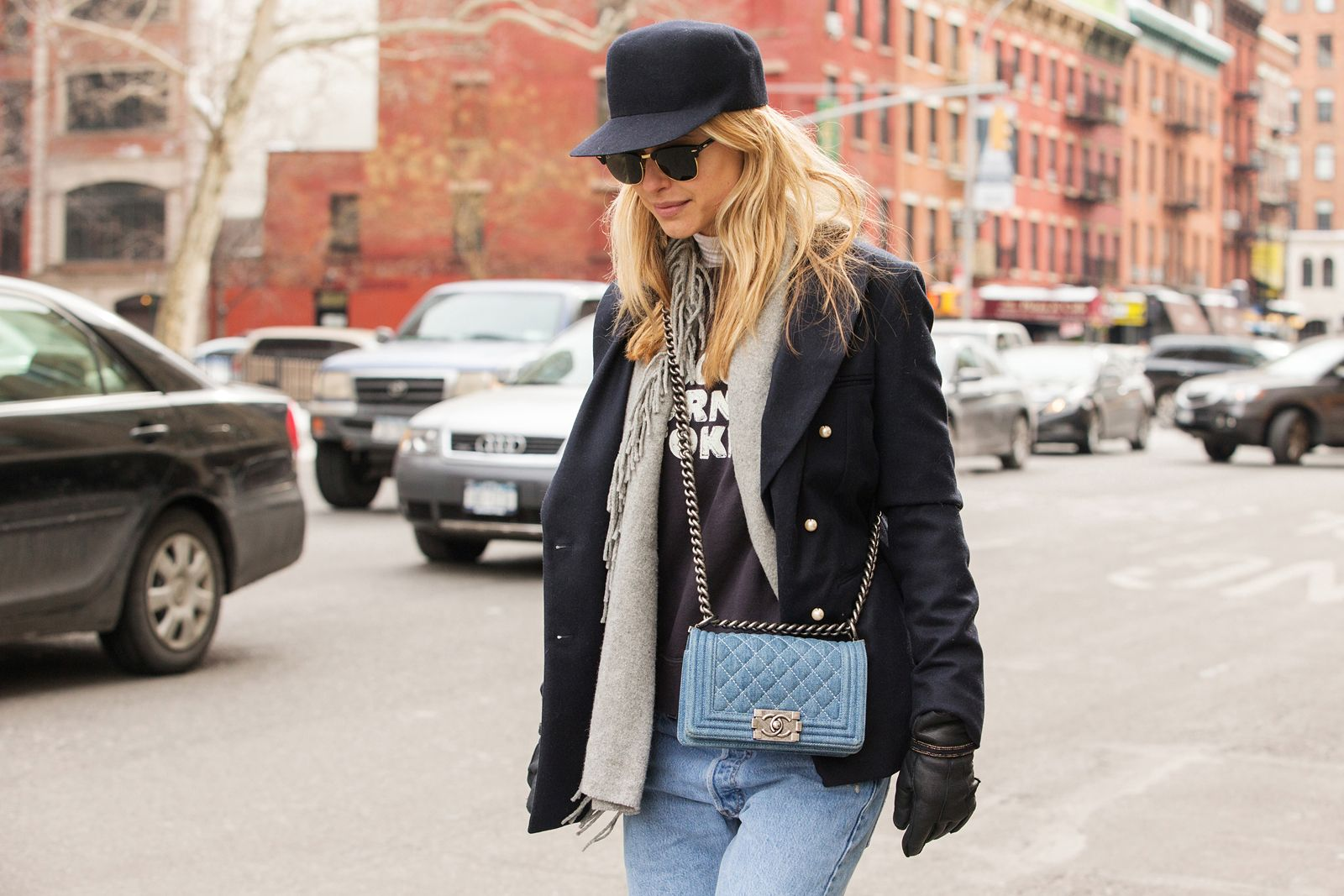 The 60 Best Bags Of NYFW #refinery29 http://www.refinery29 ...