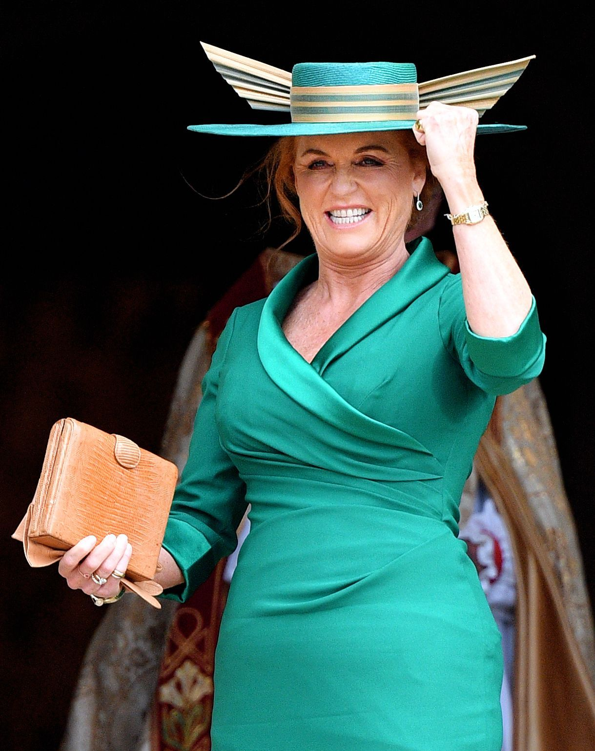 No One Noticed Sarah Ferguson's Touching Tribute to