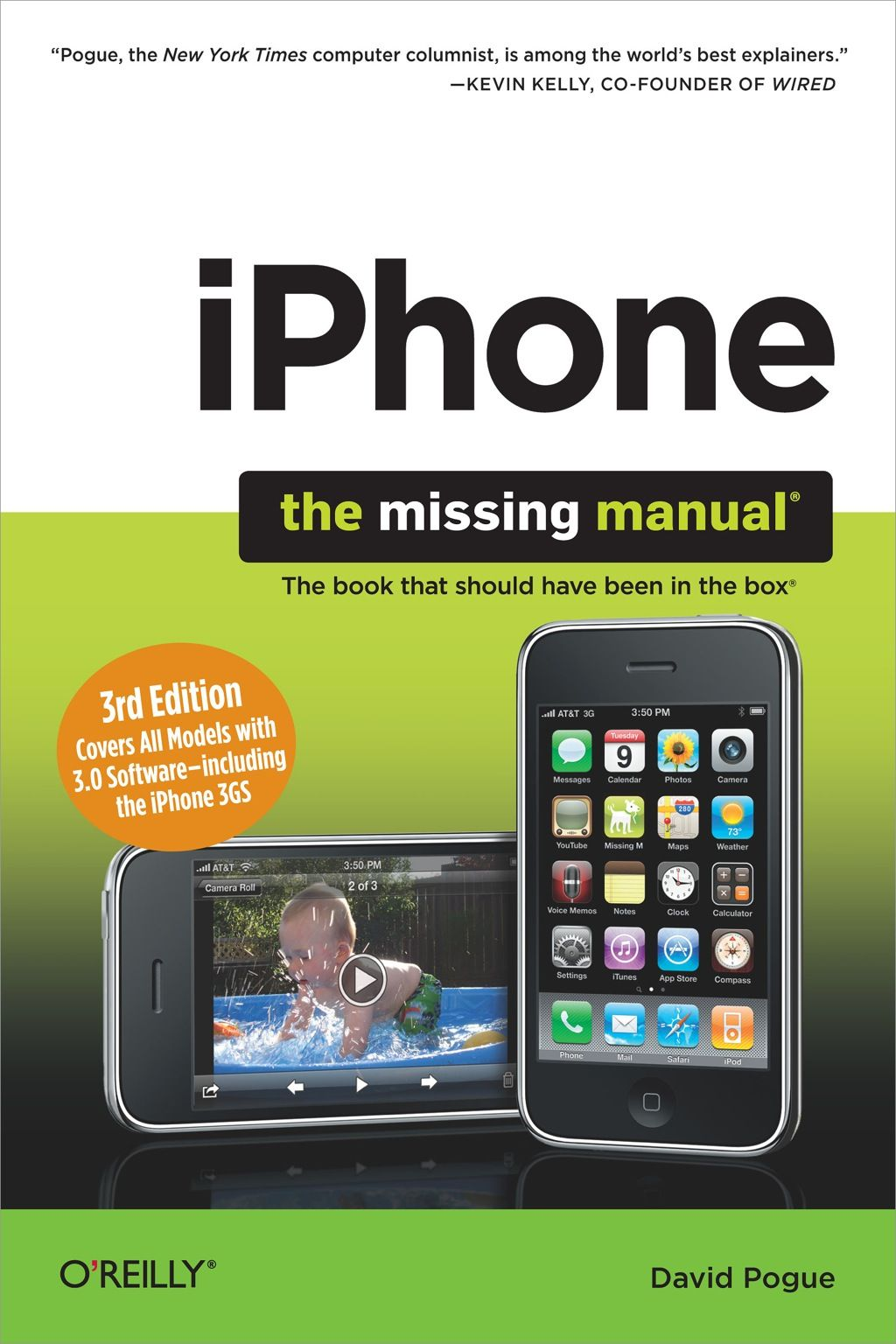 iPhone The Missing Manual (eBook Rental) in 2019 Books