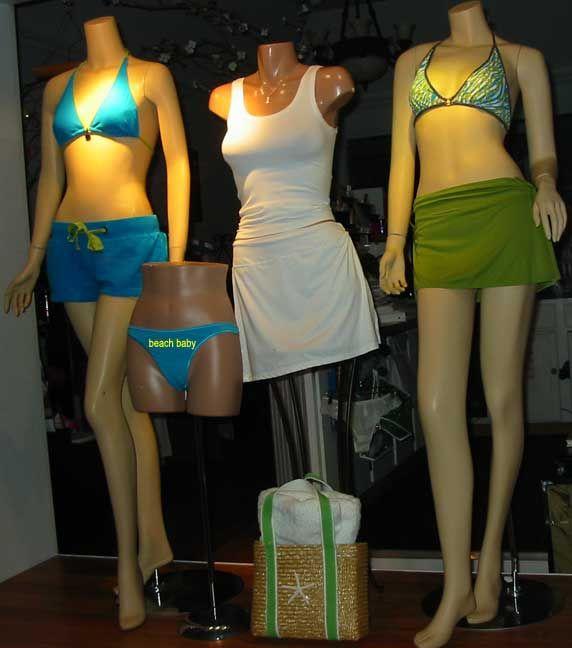 2012 Swimwear delivery