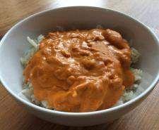 Rezept Variation von Chicken Curry Style von Thermi_lover21 - Rezept der Kategorie Hauptgerichte mit Fleisch