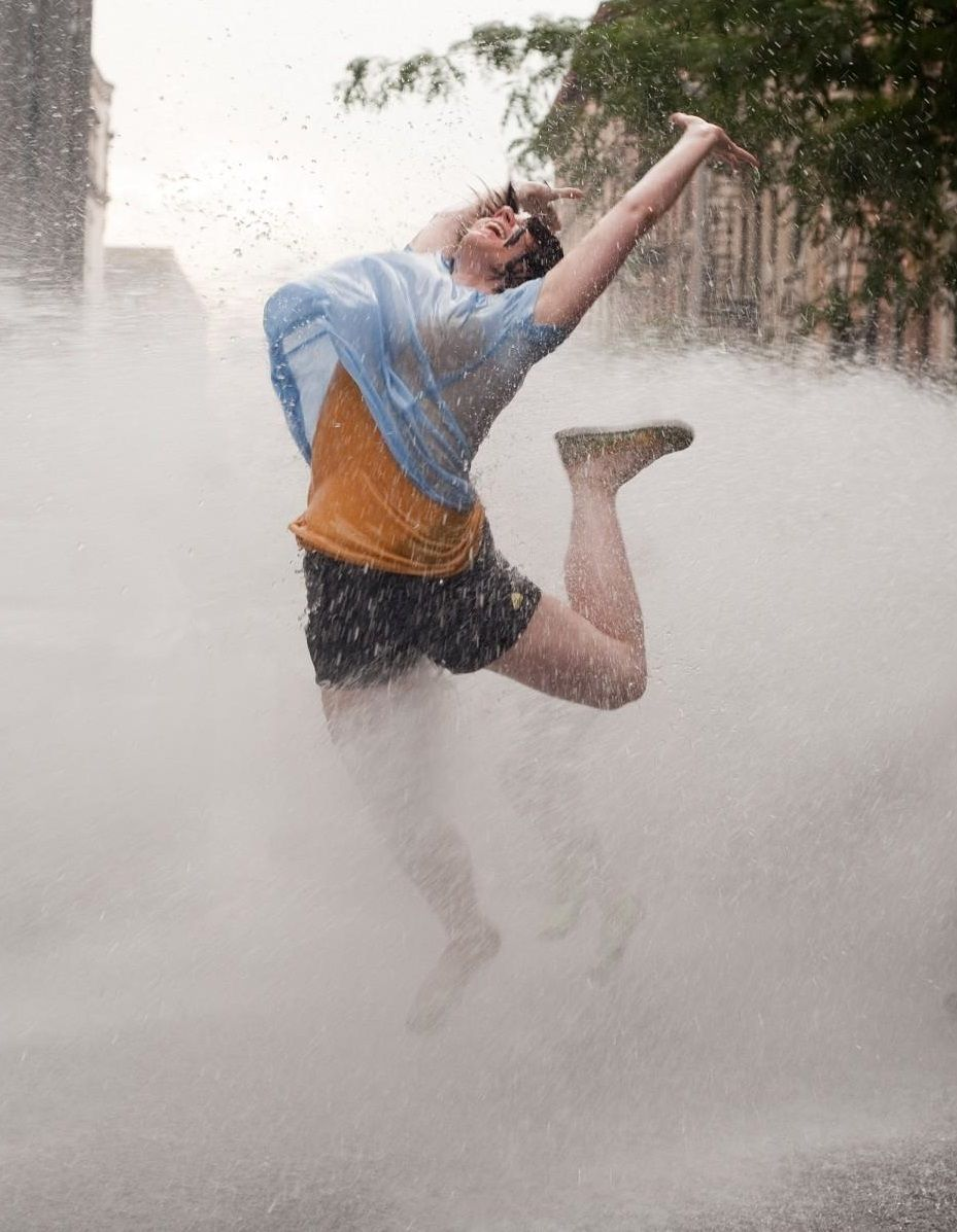 Dancers Among Us in Harlem - Eran Bugge