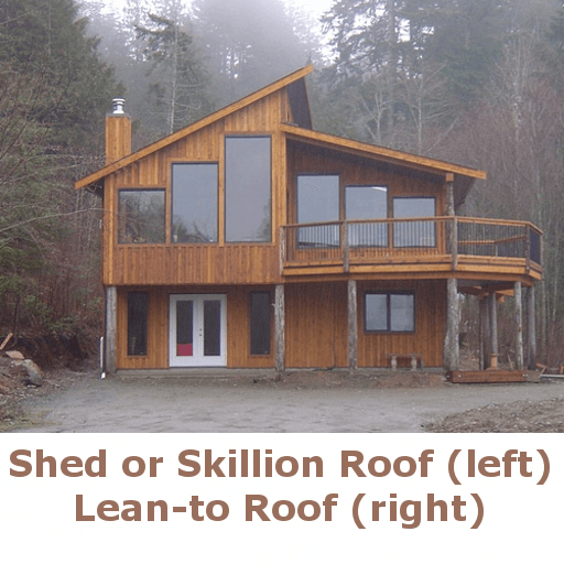 Shed Skillion Lean To Roof1 Png 512 512 House Roof Skillion Roof Roof Styles