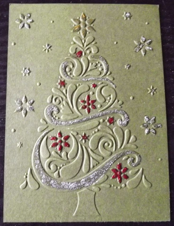 Card Making Ideas Using Embossing Folders Part - 34: Image Result For Card Ideas Using Darice Embossing Folders
