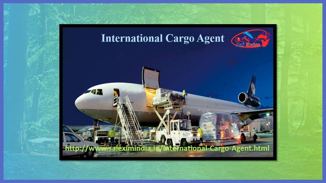 Want uptomark International cargo services? Cargo