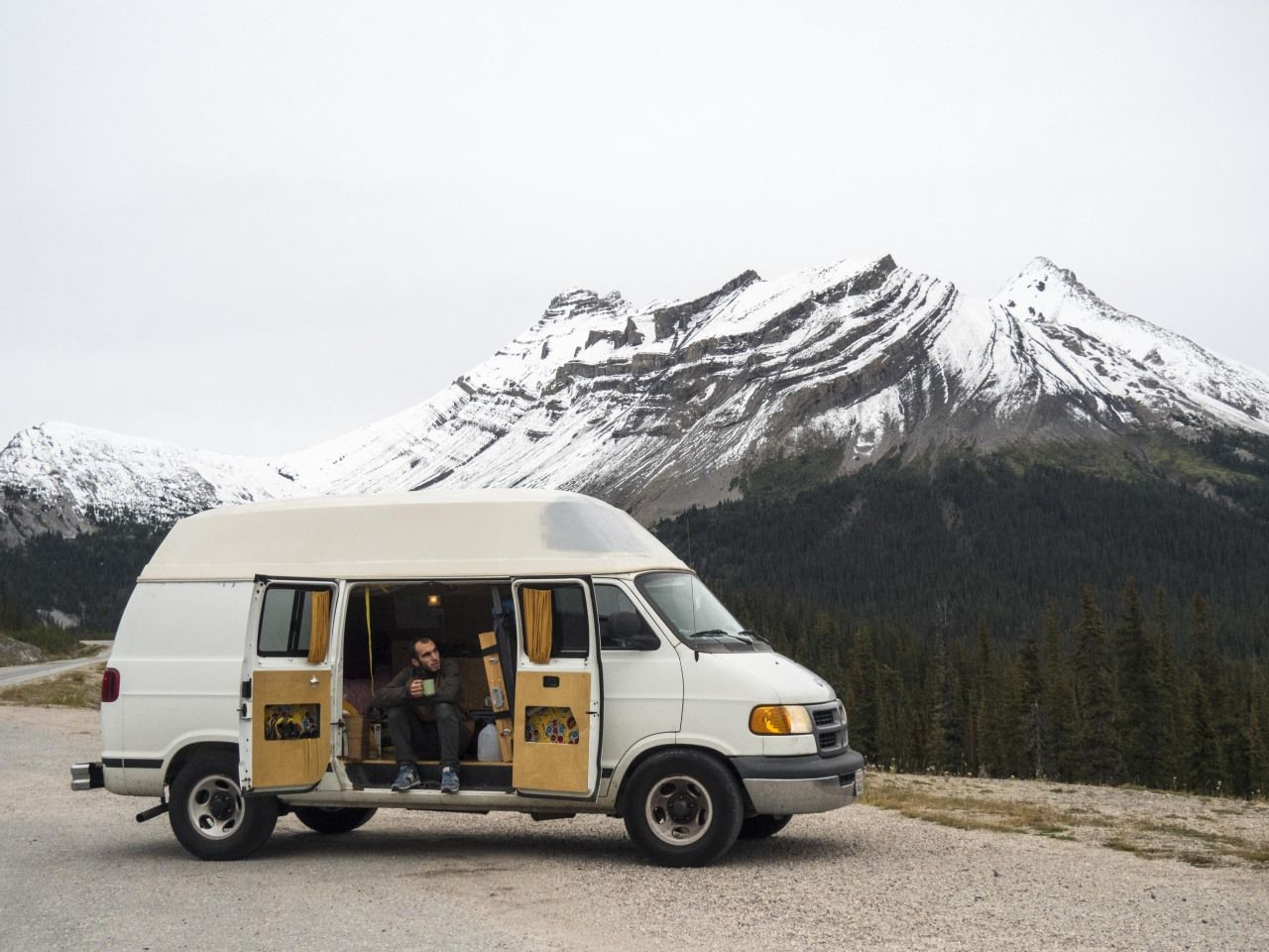 Image result for van life bikes and vans pinterest
