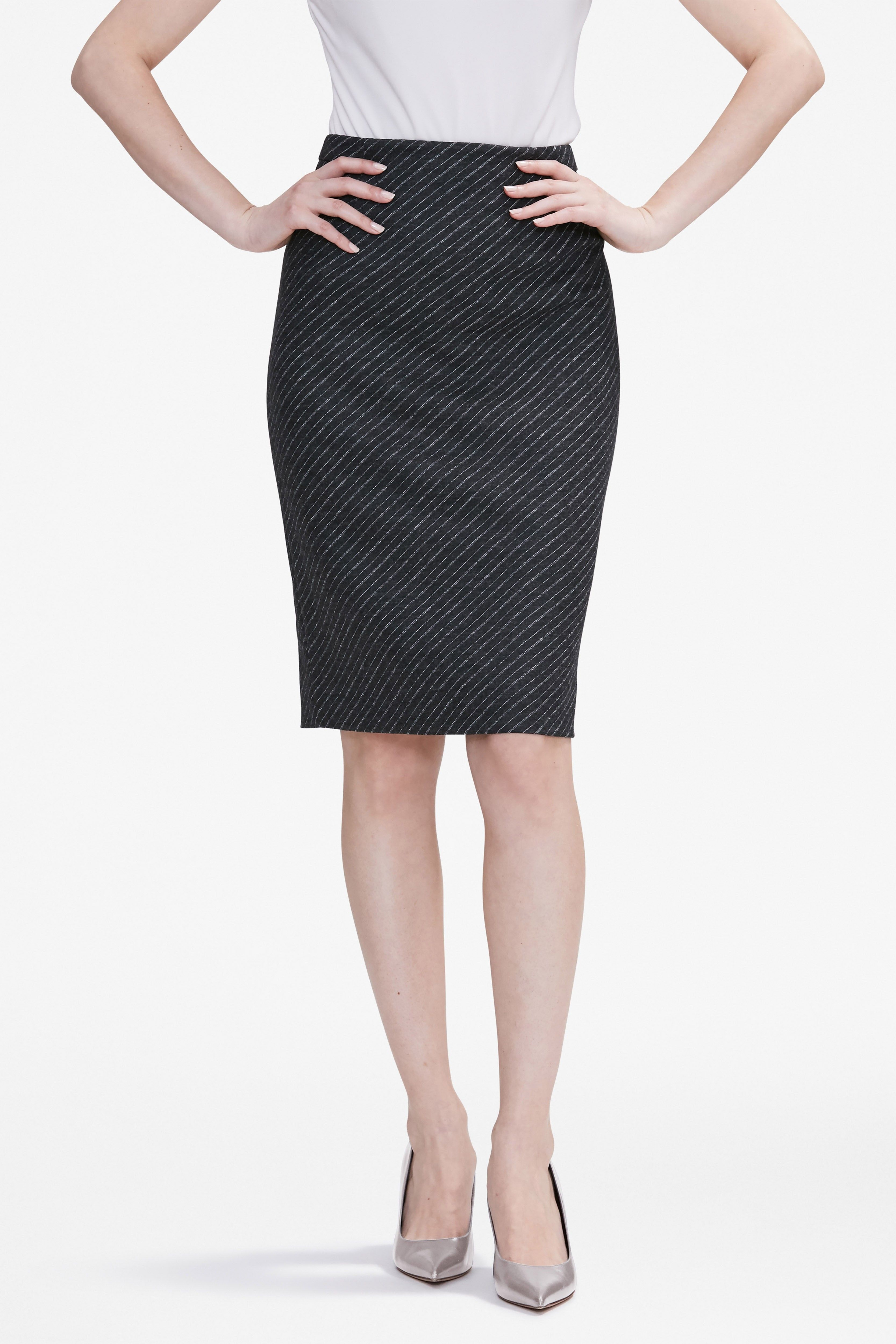 9856008f183d5 The Cobble Hill 3.0 Skirt—Etch Stripe