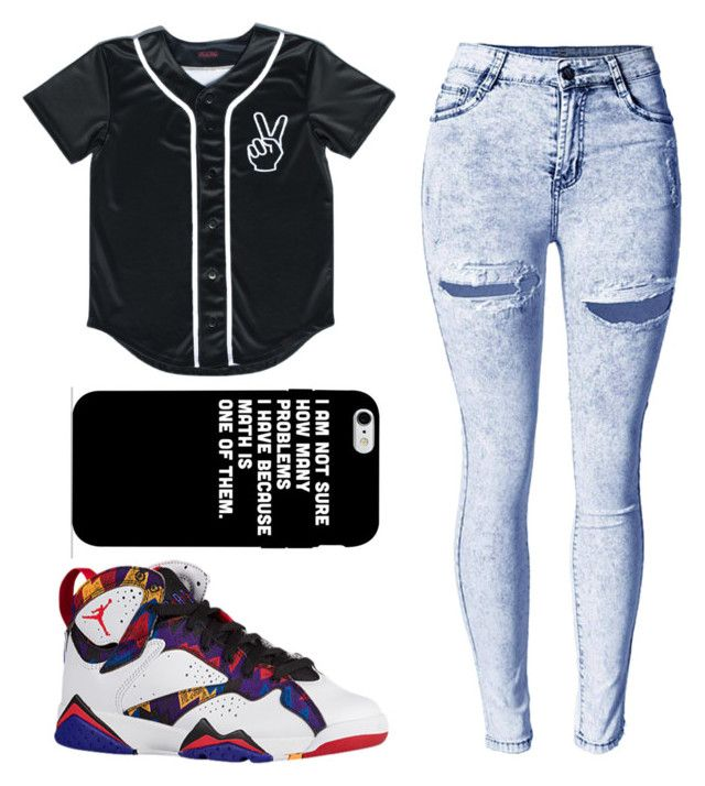 """Untitled #175"" by anahi215 ❤ liked on Polyvore"