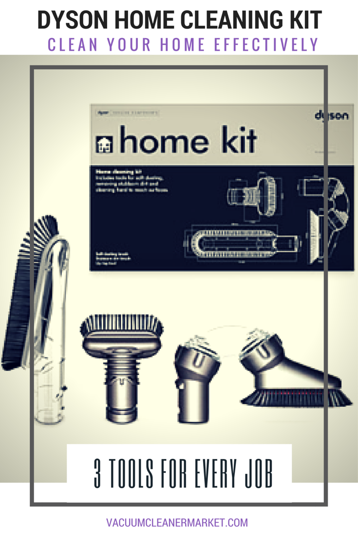 Dyson Home Cleaning Vacuum Attachment Kit Clean house