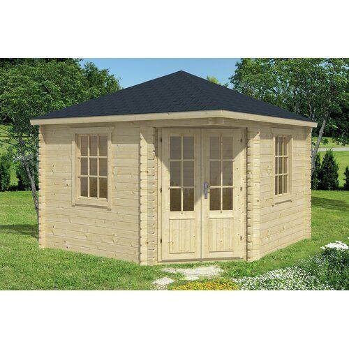 Photo of Sol 72 Outdoor 350 cm x 350 cm Garden House Syed | Wayfair.de