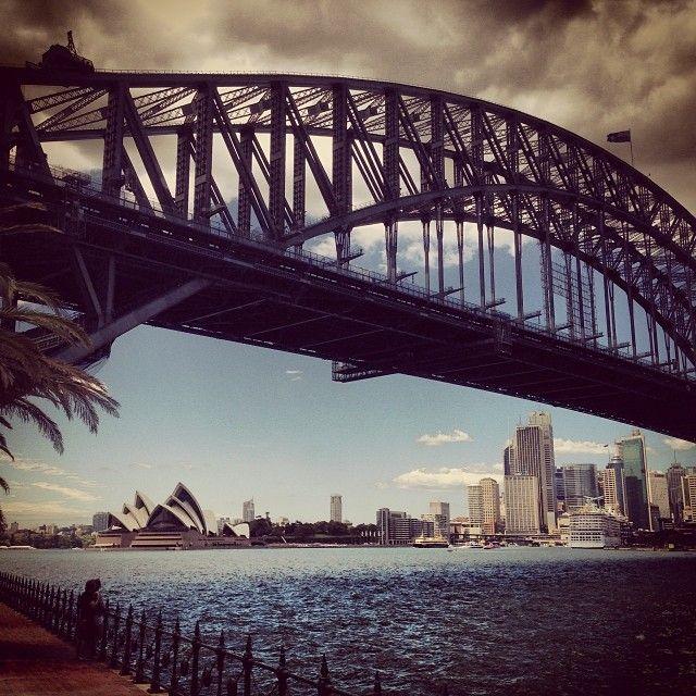 Sydney Harbour, Australia @adamjhamilton7 Instagram photos