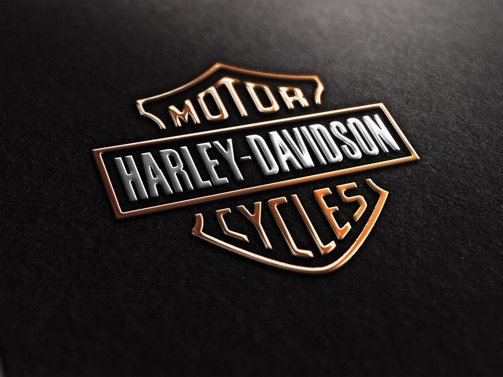 Harley Davidson Logo En 2020 Fondo De Pantalla De Harley Davidson Harley Davidson Logotipo De Harley Davidson