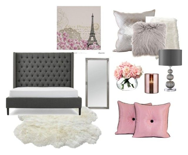 """""""Untitled #2"""" by chellen on Polyvore featuring interior, interiors, interior design, home, home decor, interior decorating, Lands' End, Skogsberg & Smart, Emerson and LSA International"""
