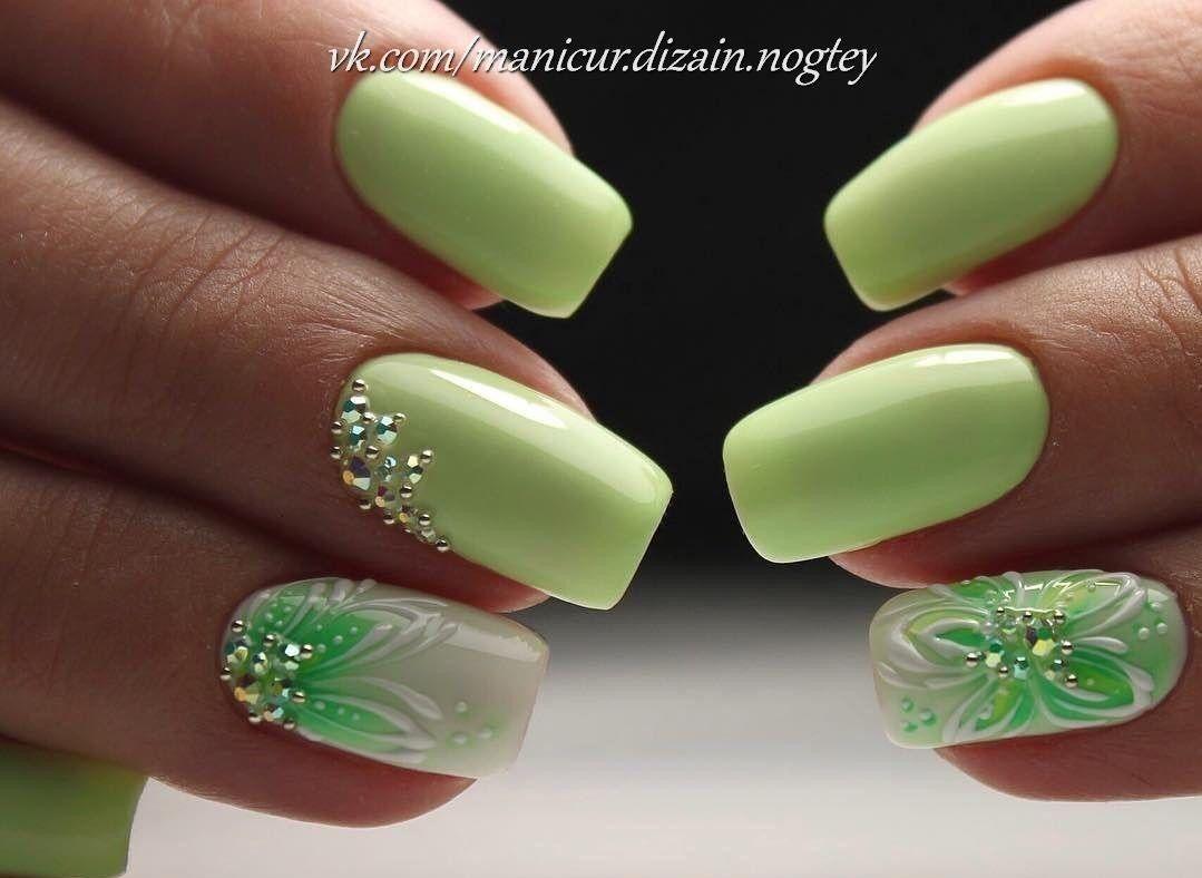 Ideas de manicura para este verano... #manicura #belleza #estilo ...