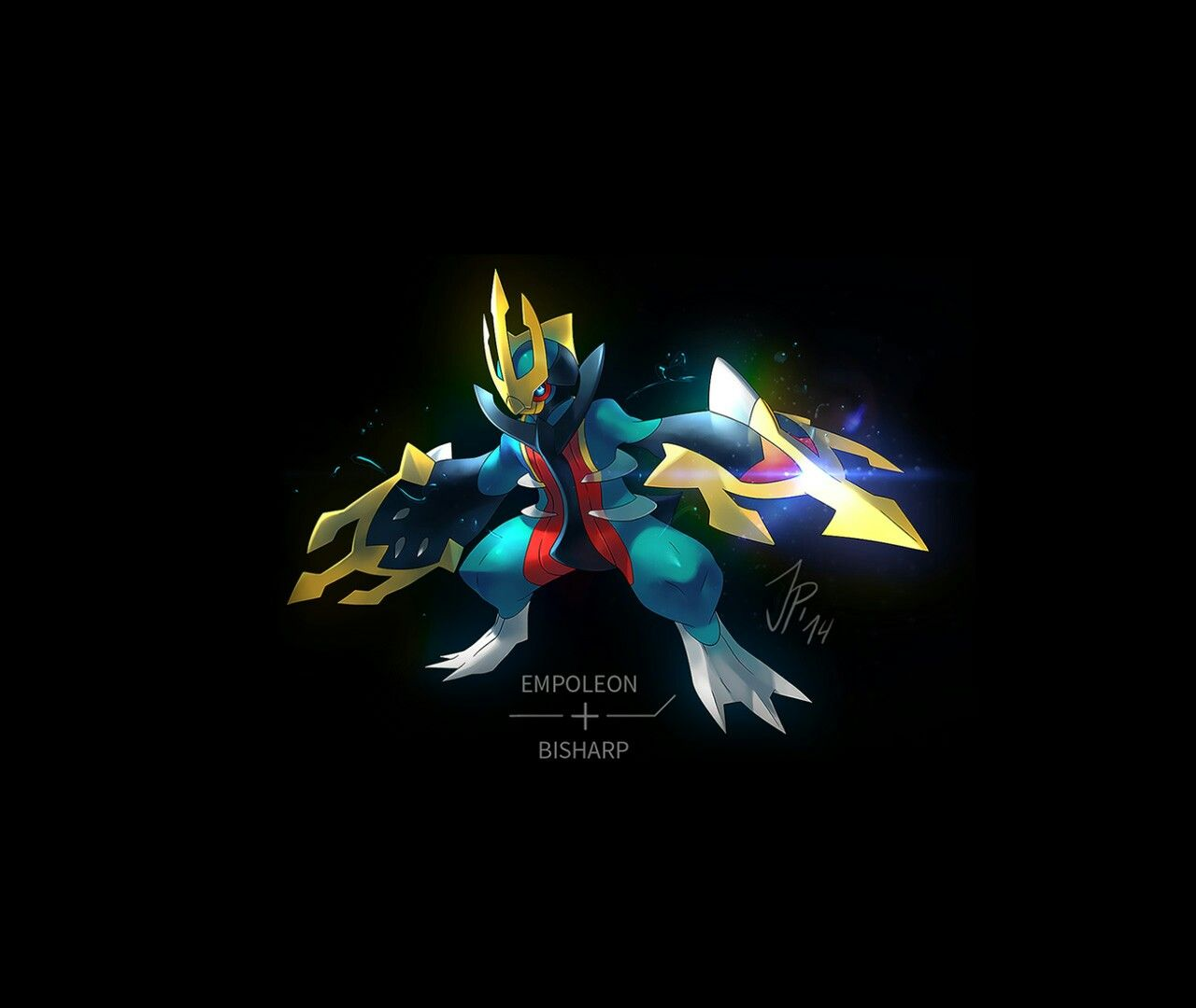 empoleon bisharp pokemon pinterest pokémon and pokemon fusion