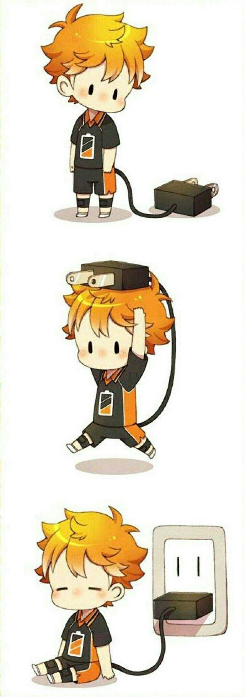 Pin de ♚Trash King♚ en Hinata Shoyo!♡   Pinterest   Dibujos ...
