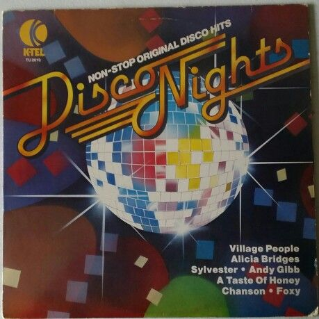 Pin On Disco Music Album Covers