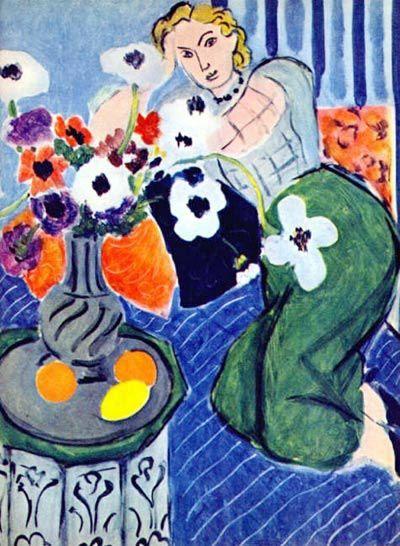 Matisse.   Art de matisse, Peintures matisse, Matisse