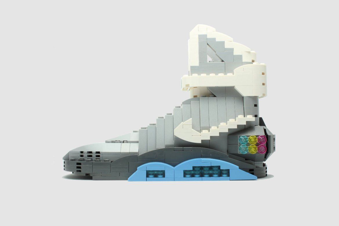 ef53e3243035a You Can Now Purchase Your Own LEGO Sneaker Collectible