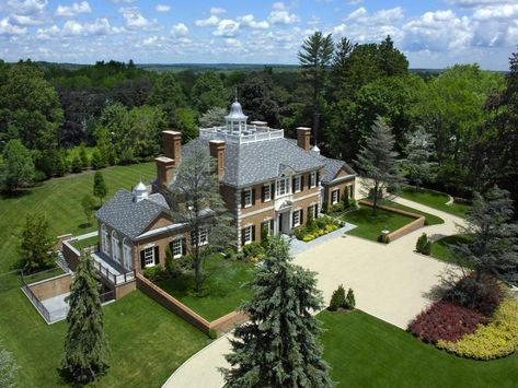 Greenwich, CT | Mansions, House designs exterior